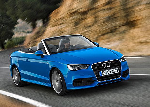 Audi A3 Cabriolet: Nová generace oficiálně