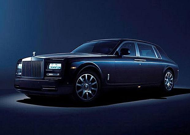 Rolls-Royce Phantom Celestial: Nebeský kočár k opožděnému jubileu