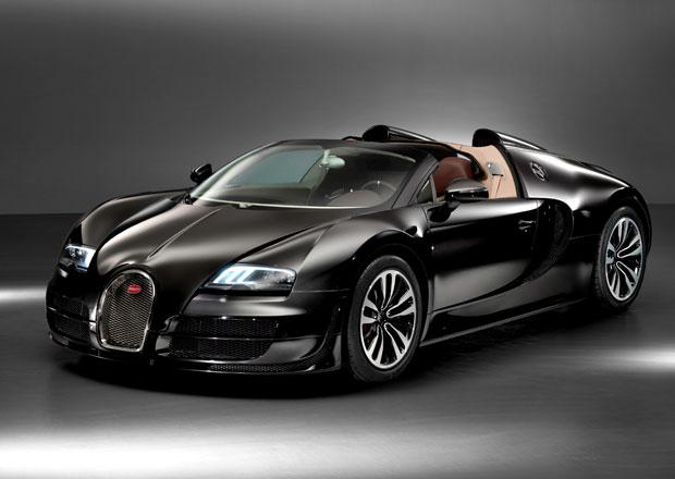 Jean Bugatti: Dal�� ze speci�ln�ch Veyron�