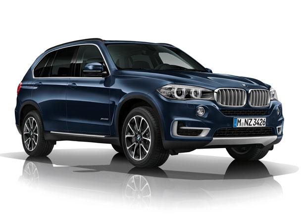 BMW Concept X5 Security: Chystá se Panzerwagen