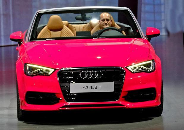 Sledujte živě: Představení novinek Audi v 9:20