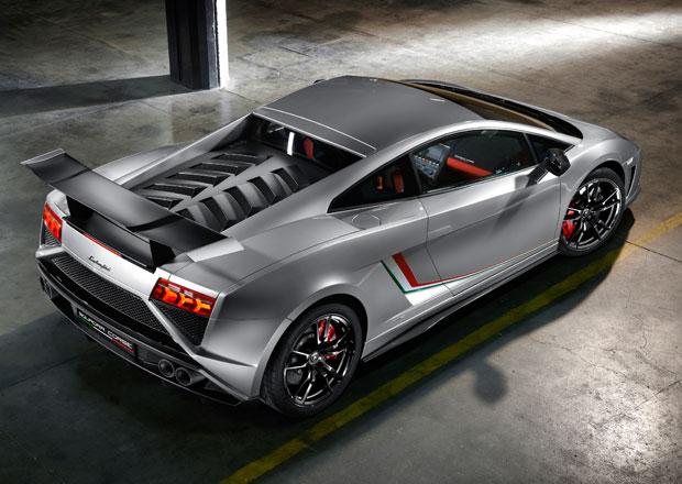 Lamborghini Gallardo LP-570-4 Squadra Corse: Super Trofeo pro silnice