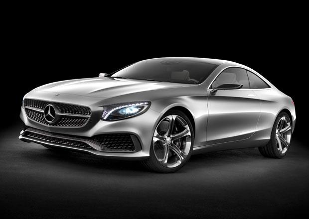 Mercedes-Benz S Coupé nabídne luxus i emoce (video)