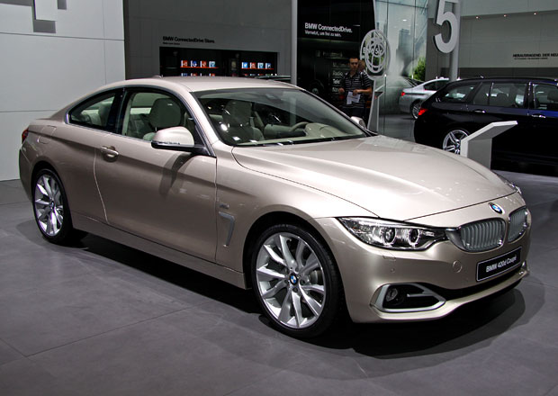 BMW řady 4 ve Frankfurtu: První dojmy a video