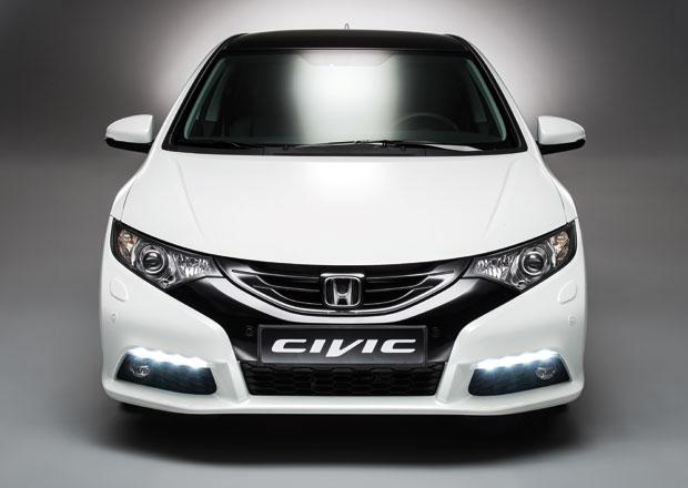 Honda na IAA 2013: Civic facelift, Civic Tourer a... jednou bude i Civic Type R