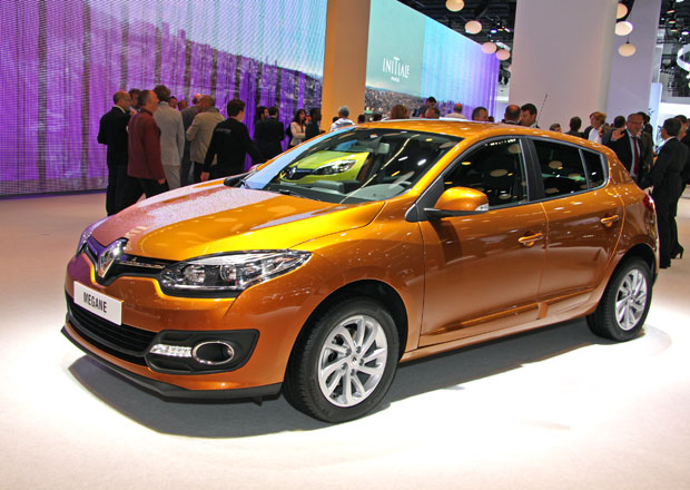 Renault Mégane ve Frankfurtu: První dojmy