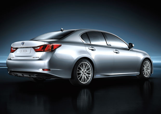 Lexus GS 300h se 164 kW: Hybridní downsizing