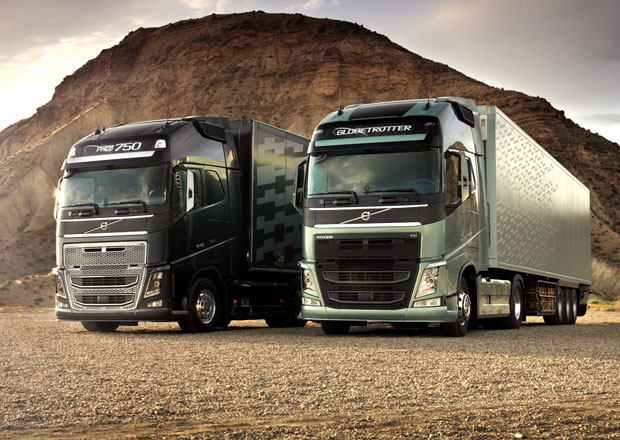 Volvo FH vítězem International Truck of the Year 2014