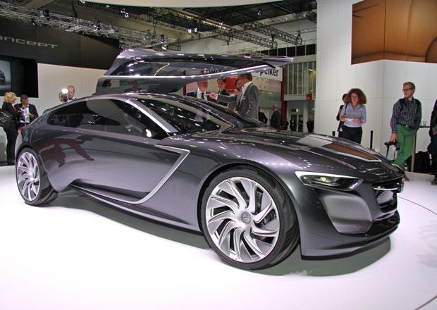 Opel Monza: Budoucnost s tělem chrta (video)