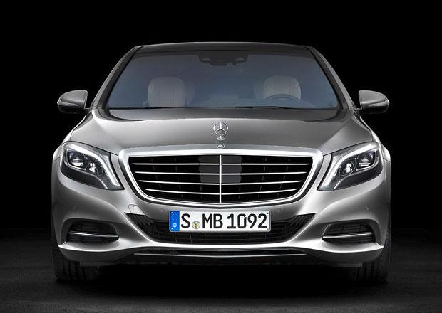 Mercedes-Benz S Pullman bude stát minimálně 5,1 milionu korun