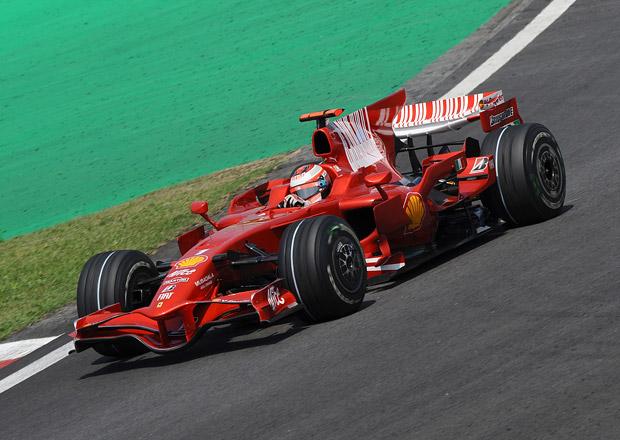 Formule 1: Räikkönen se vrací k Ferrari, Lotus si myslí svoje