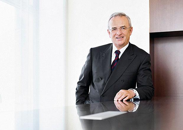 Bývalý šéf VW Winterkorn prý bude ještě rok pobírat mzdu