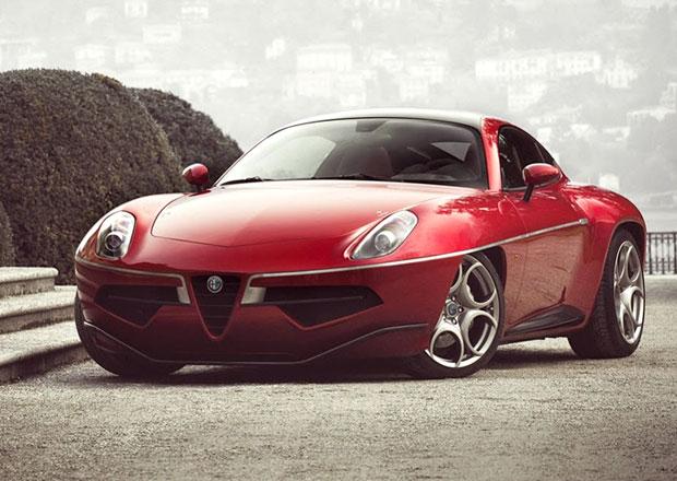 Alfa Romeo schválila výrobu retrokupé Disco Volante