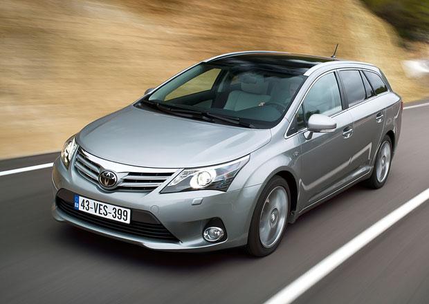 Toyota zve na akci Testovací víkend