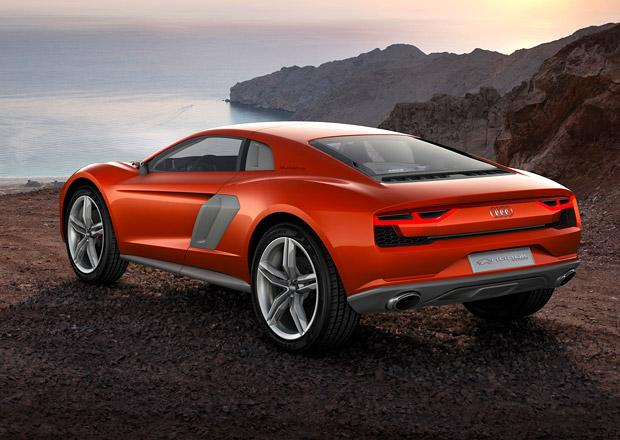 Audi Nanuk quattro: Supersport do terénu se možná bude vyrábět