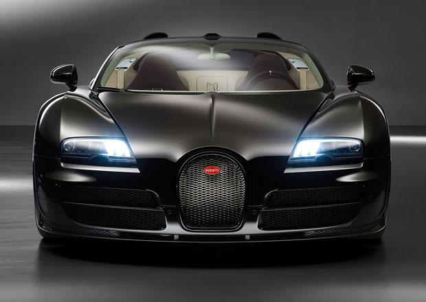 Nové Bugatti Veyron už nebude honit maximálku