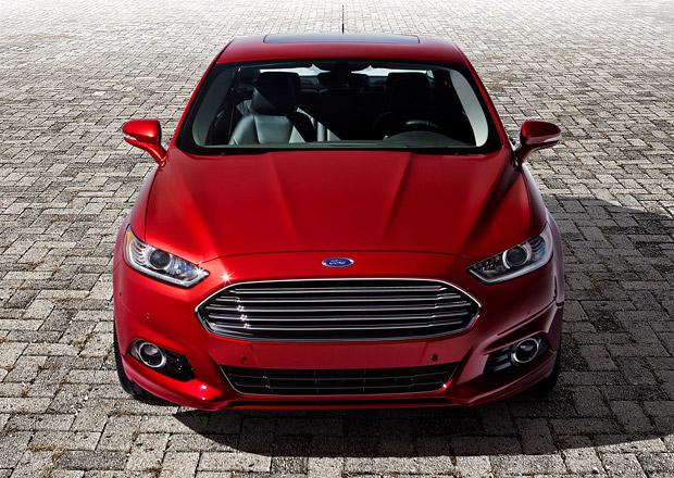 Nový Ford Mondeo: Na konci roku 2014 a rovnou s faceliftem?