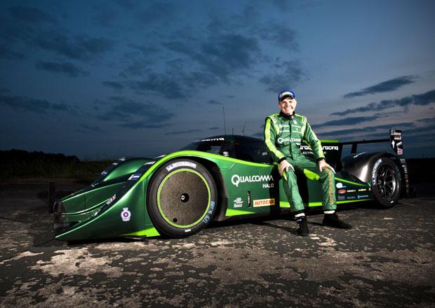 Drayson Racing stanovil nový rekord pro elektromobily (video)