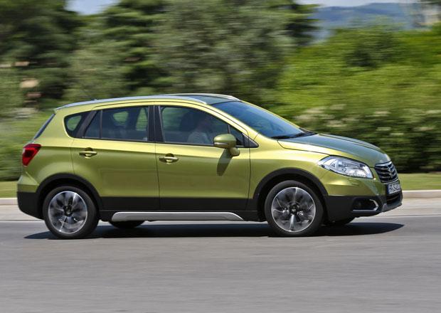Nové Suzuki SX4 S-Cross: České ceny a jízdní dojmy