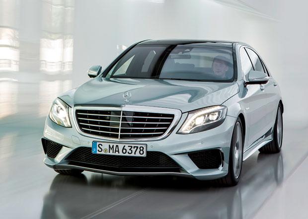 Motor AMG V8 biturbo je moc velký, Mercedes bude downsizovat