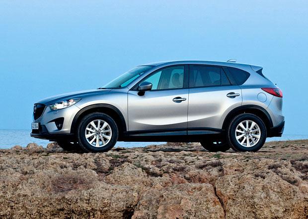 Mazda chce t�i SUV, vr�t� se i CX-7