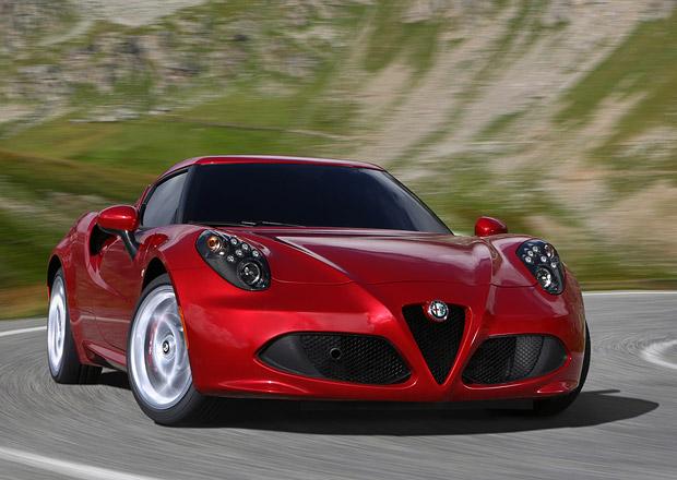 Alfa Romeo 4C: Severní smyčka za 8:04