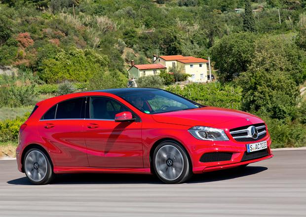 Malý francouzský zázrak? Dva Mercedesy mezi 10 nejprodávanějšími modely