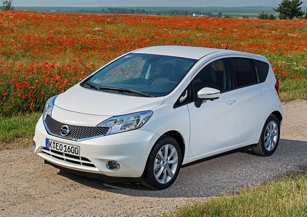 Nissan Note: Nová generace dorazí v říjnu, stojí od 269.900 Kč