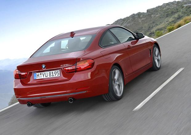 BMW 4 jako 4x4: Pět verzí s xDrive