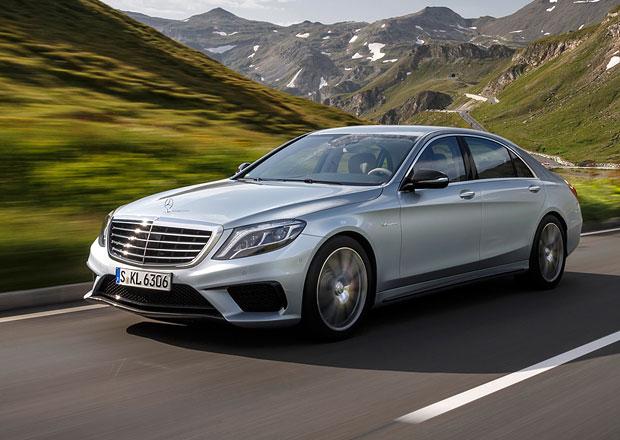 Mercedes-Benz S 63 AMG: První jízdní dojmy
