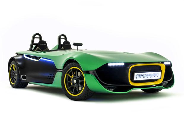 Caterham bude vyrábět i městská auta a crossovery