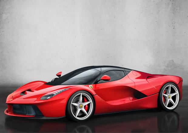 Jedním z majitelů Ferrari LaFerrari bude i fotbalista Cristiano Ronaldo