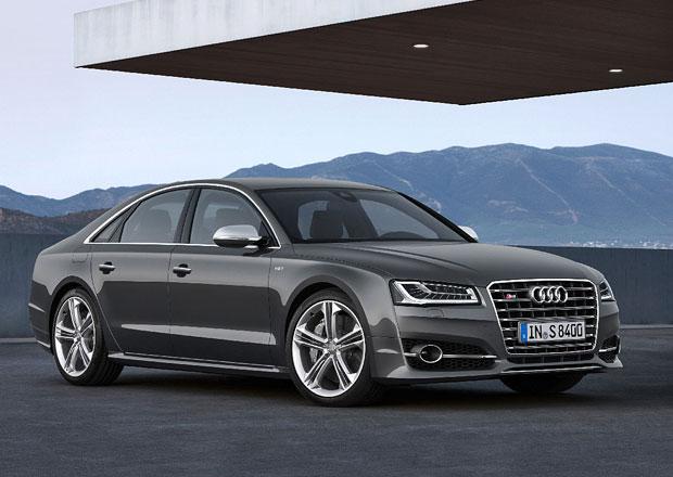 Audi A8 bude mít kompozitová kola