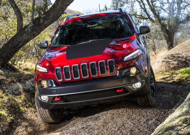 Jeep sni�uje v�robu Cherokee, podivn� SUV se st�le neprod�v�