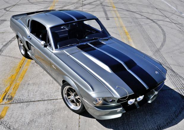 Ford Mustang je nejžádanějším autem v Evropě