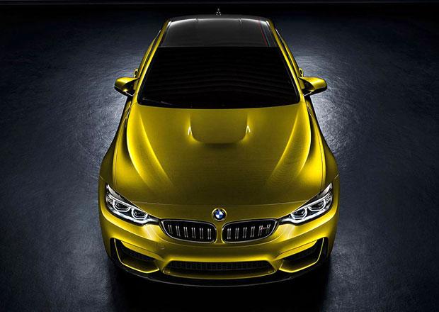 BMW M3 a M4: Oficiální informace o ostrých bavorácích
