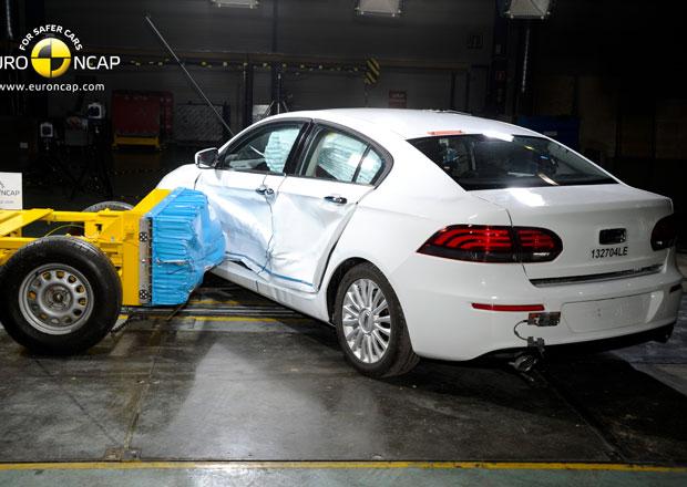 Euro NCAP 2013: Qoros 3 Sedan – Čínsko-izraelské překvapení