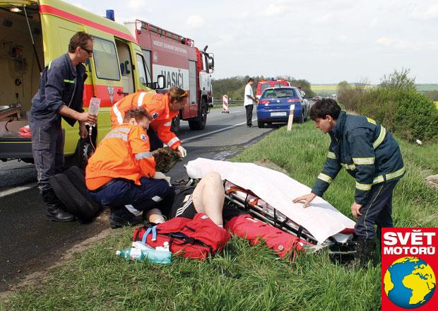 Co hrozí za neposkytnutí pomoci při nehodě: Kdo uteče, nevyhraje
