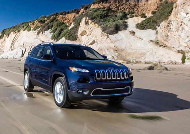 Jeep Cherokee: Do Evropy v listopadu, první se dočká Španělsko