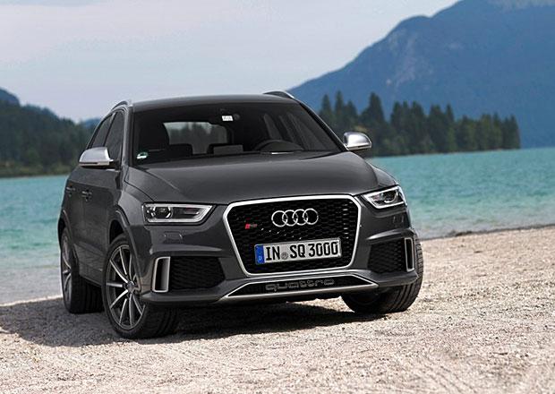 Audi RS Q3: Nejost�ej�� Q3 na nov�ch fotk�ch a s �eskou cenou