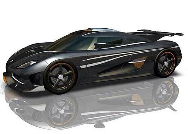 Koenigsegg One:1 pojede až 450 km/h, nabídne ideální poměr výkonu a hmotnosti