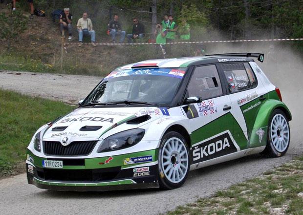 Jan Kopecký je mistr Evropy v rally 2013