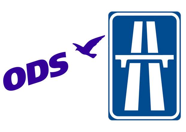 ODS chce na části dálnic zvýšit rychlost na 150 km/h
