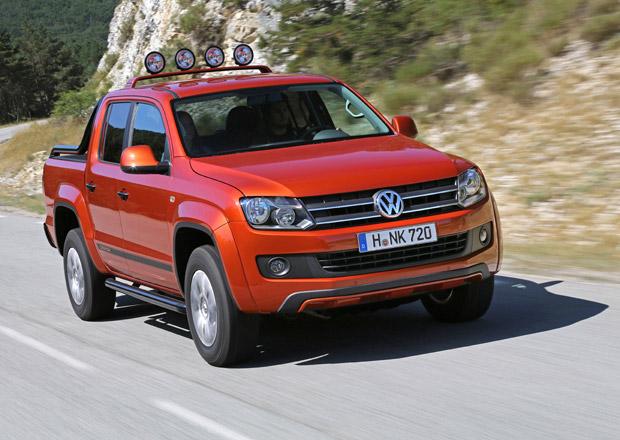 Volkswagen Amarok Canyon na českém trhu jako příplatkový paket
