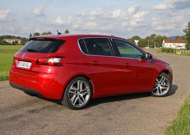 Peugeot 308: Britské ceny zveřejněny, na české se čeká