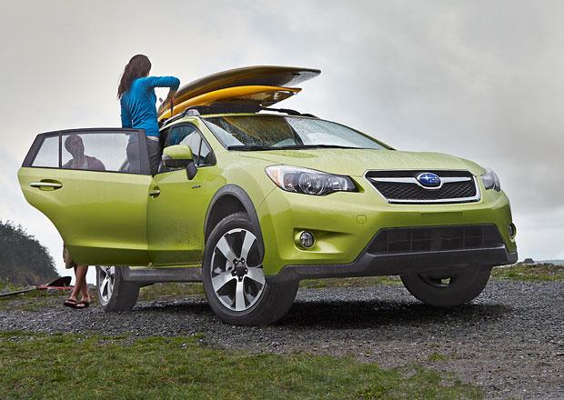 Subaru XV Crosstrek Hybrid: Prvn� hybrid zna�ky jde do prodeje