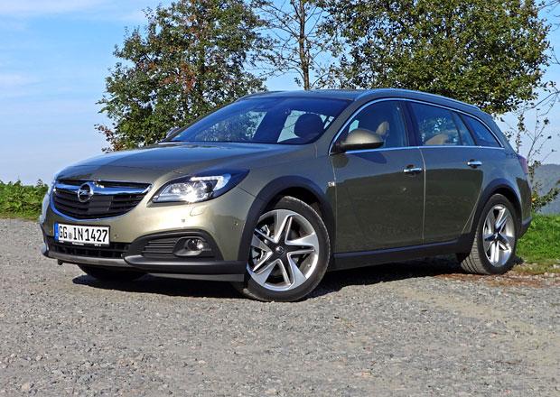 Opel Insignia facelift: První jízdní dojmy