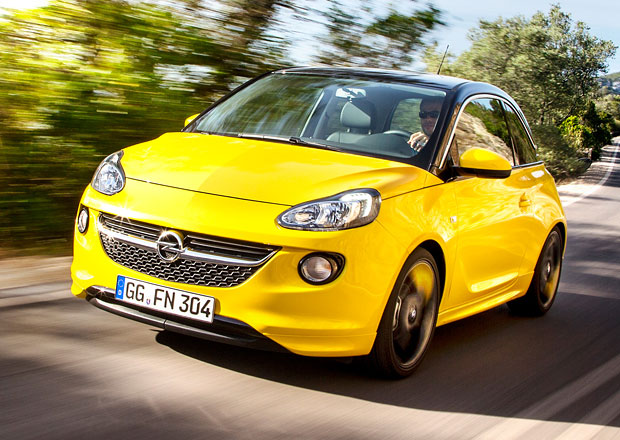 Opel omezuje v�robu Adama a Corsy