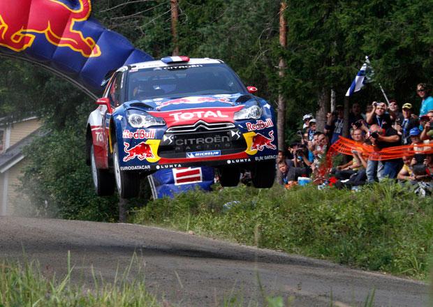Sébastien Loeb se ohlíží za svou soutěžní kariérou (video)