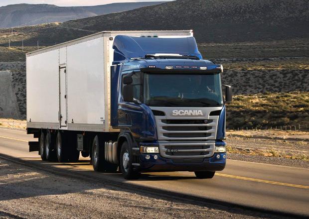 Scania Eco-roll přispěje k snížení spotřeby paliva